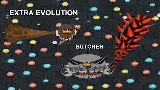 Evowars.io BUTCHER EXTRA EVOLUTION EPIC KILLS