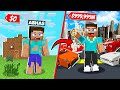 i Became a BILLIONAIRE in MINECRAFT!