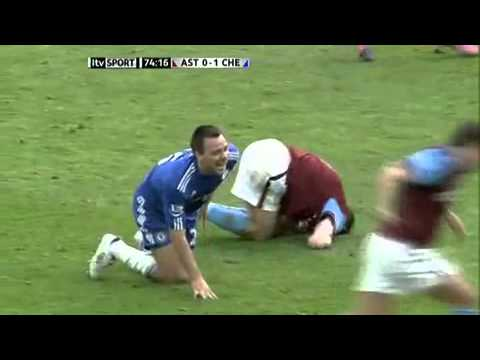 Best Defensive Tackle Ever - John Terry vs James Milner