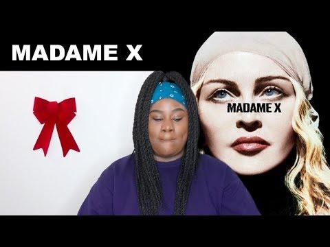 Madonna - Madame X  REACTION