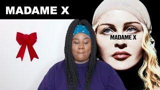 Madonna - Madame X Album |REACTION|