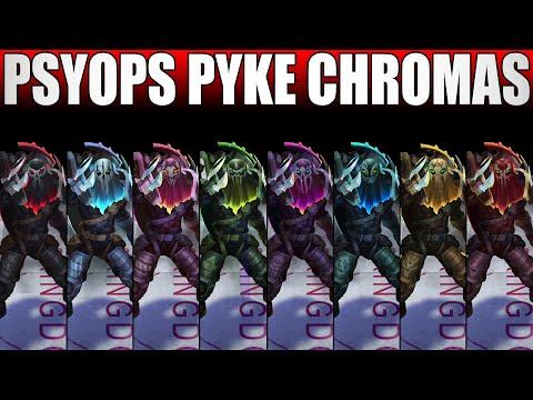 PsyOps Pyke Chroma 2020