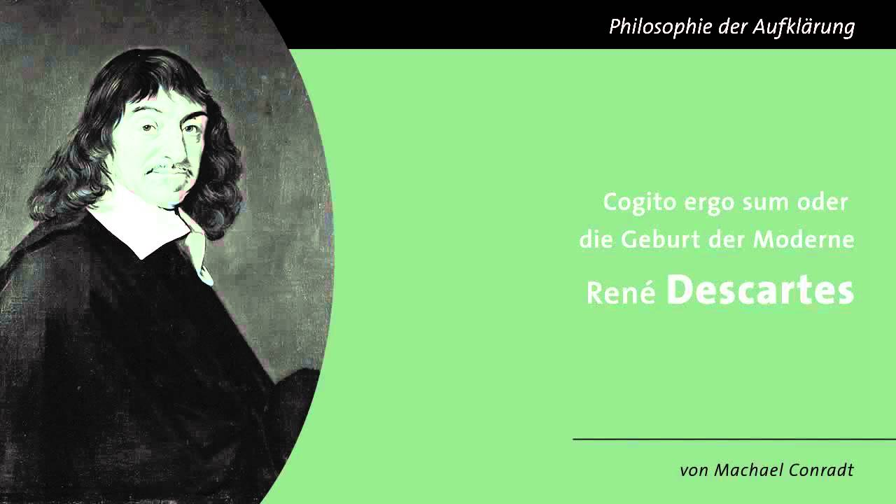 descartes statement cogito ergo sum essay View this essay on cogito ergo sum descartes the french philosopher rene descartes was one of the most transformational figures of his time and his work is.