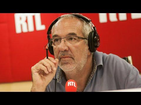 François Rebsamen était l'invité de RTL le 22 août 2017
