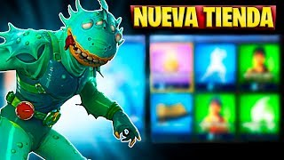 FORTNITE'S NEW STORE TODAY SEPTEMBER 13 NEW SKIN OF THE PANTANO