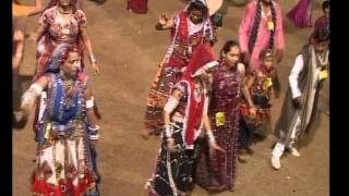 Gujarati Garba Song Navratri Live 2011 - Lions Club Kalol - Ratansinh Vaghela - Day -5 Part -10