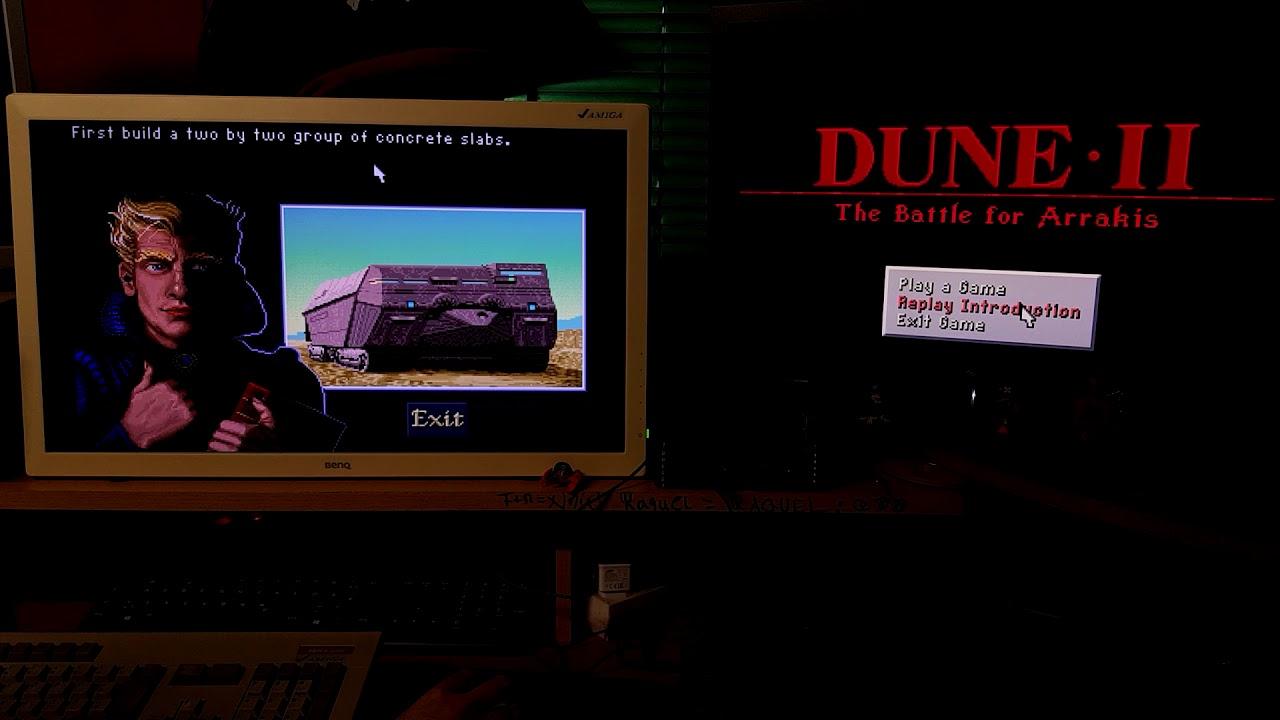 Amiga Vampire - OpenDune 68k by NovaCoder