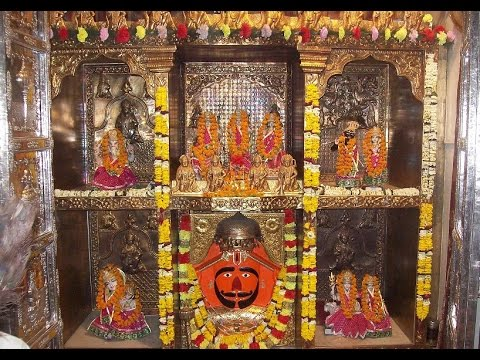 Image result for hanuman temple at salasar,rajasthan