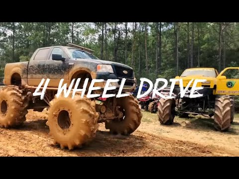 """BIG PO Featuring BUBBA REEVES  """"4 WHEEL DRIVE"""" . . . (OFFICIAL MUSIC VIDEO)"""