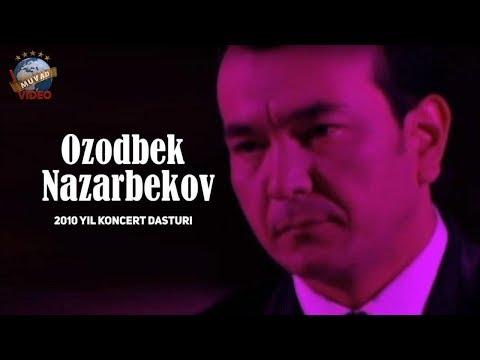 Ozodbek Nazarbekov - 2010 yilgi konsert dasturi