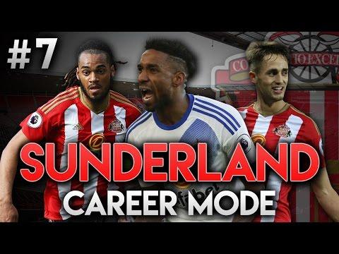 FIFA 17 | Sunderland Career Mode | Ep7 | GOAL-SCORING FORM!