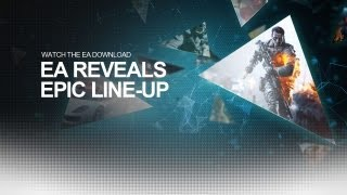EA E3 2013 Press Conference