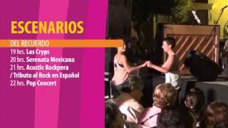 Día de la Música 2015 en Mazatlán. Promo
