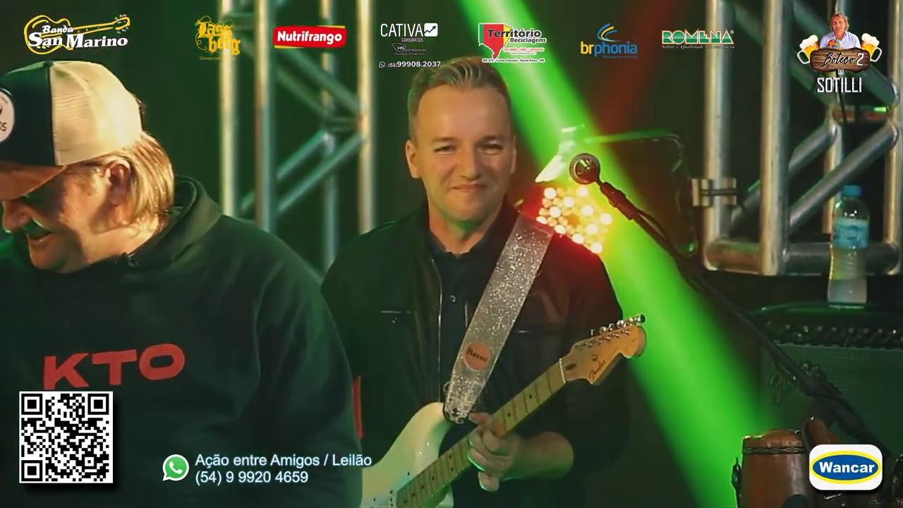 Banda San Marino - Página Virada (Live Boteco do Sotilli 2)