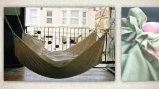 Как сделать гамак своими руками(Гамак своими руками. Почему бы Вам не сделать на даче садовый гамак, который идеально подойдет для отдыха..., 2014-08-05T13:32:06.000Z)