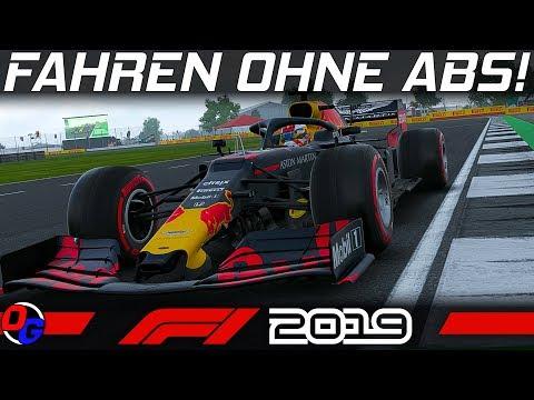 F1 2019 Tutorial   Ohne ABS Fahren!   Formel 1 2019 Guide German Deutsch