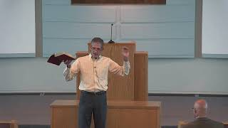 2021-01-03- AM Sermon- Richard Perry- Rise Up