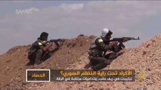 الأكراد تحت راية النظام السوري؟