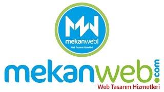 Mekan Web Tasarım ile tanışın