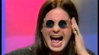 "*HILARIOUS* Ozzy Osbourne - On UK BBC TV's ""You Only Live Once"" (2000) (HQ)"