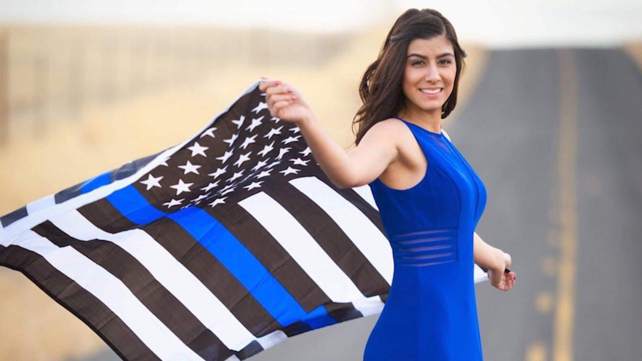 Natalie Corona Rising Star In Davis Police Department