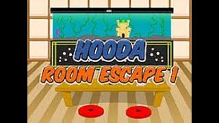 Hooda Room Escape 1 Walkthrough