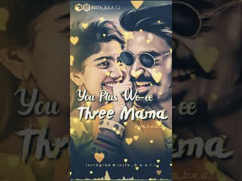 mari-2-song-status-video-one-➕-one-two-mama-song