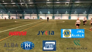 EBK SiljaLine Cup 2018 JyPK-ONS pronssipeli 2.puoliaika