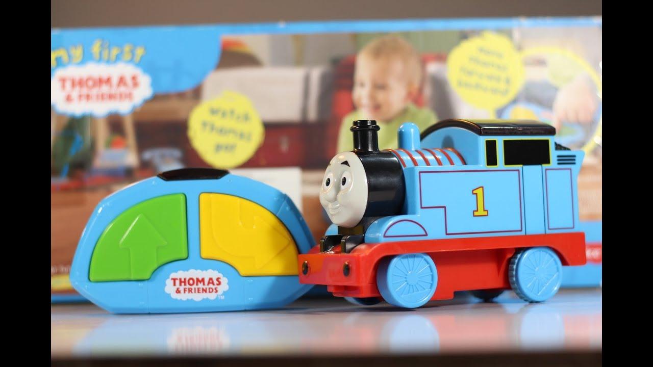 Thomas Friends BCT65 My First Remote Control Thomas Thomas the Tank Engine My