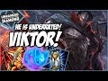 Download VIKTOR IS UNDERRATED! - Unranked to Diamond - Ep. 147 | League of Legends in Mp3, Mp4 and 3GP