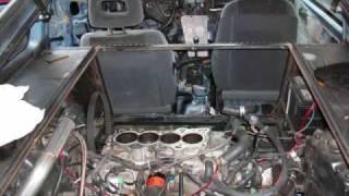 mid engine rwd conversion b20 turbo honda crx build drag racing