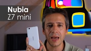 Nubia Z7 mini la recensione di HDblog.it