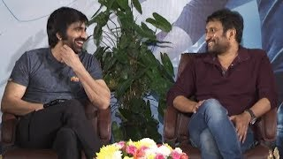 Amar Akbar Anthony Movie Team Hilarious Interview | Ravi Teja | Srinu Vaitla | Manastars