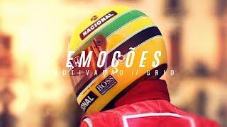 SOMOS FEITOS DE EMOÇÕES Por Ayrton Senna - Vídeo de MOTIVAÇÃO ( Motivacional ) HD