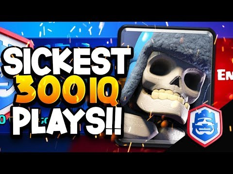 HE GOT 20 WINS w/ GIANT SKELETON DECK! INSANE GAMEPLAY!