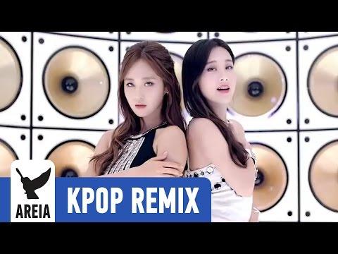 SNSD Yuri X Seohyun - Secret   Areia Kpop Remix #239