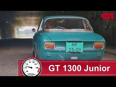 Alfa Romeo Giulia Coupe GT 1300 Junior soundtrack