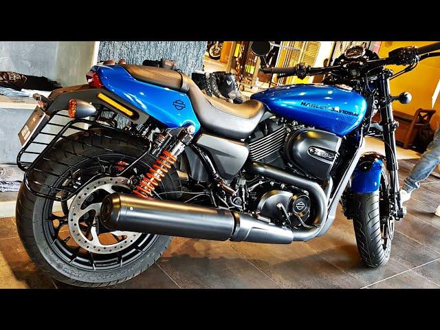 2018 Harley Davidson Street Rod 750   Price   Mileage   Colours   Walkaround   Specs