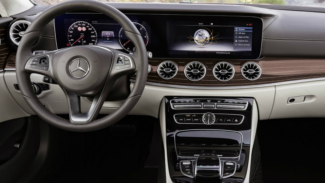 Mercedes B Klasse 2018 Interieur 2018 Mercedes E Class Coupe Interior