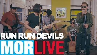 """#MORLive: Run Run Devils with """"Quick and Painful"""""""