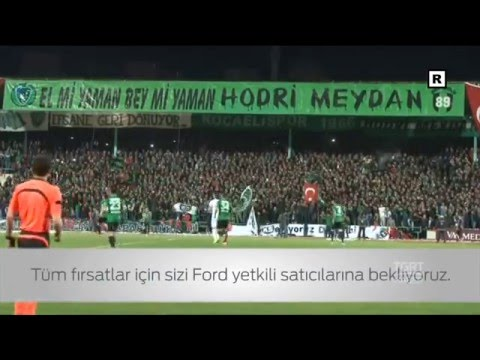 TGRT HABER Kocaelispor'dan BAL Liginde Seyirci rekoru 20.000 Taraftar | Yunus YILDIZ