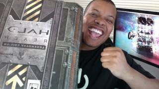 Halo Reach: Legendary Edition Unboxing