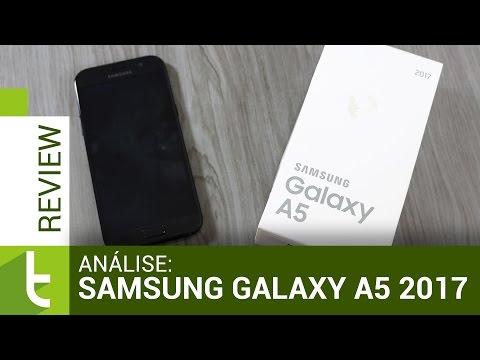 Análise Samsung Galaxy A5 2017 | Review do TudoCelular