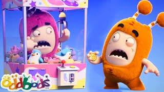 Gli Oddbods Contro Le Macchine 2 | Oddbods | Cartoni Animati Divertenti per Bambini