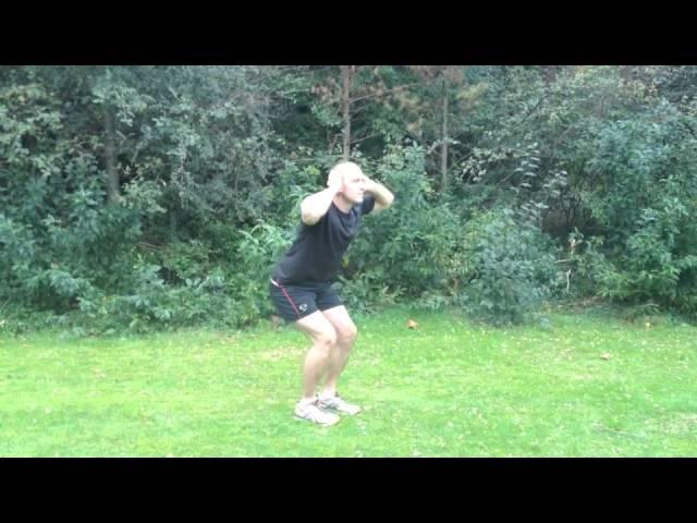 Defensiefit beenspieren 3 van 25