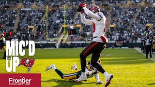 Mike Evans Mic'd Up vs. Green Bay | NFC Championship Game