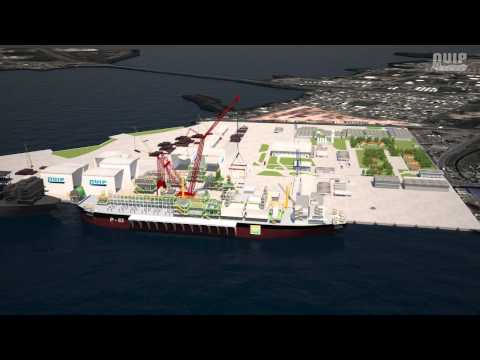FPSO P63 - Assembly (ENG audio)