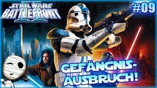 Gefängnisausbruch! - Star Wars Battlefront 2 #9 - Lets Play HD deutsch Tombie