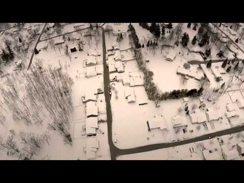 Winter of 2015 in Hillsboro Ohio