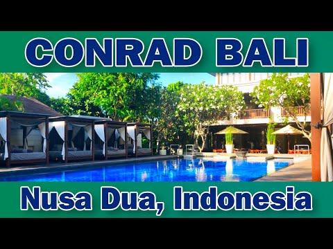 Conrad Bali At Nusa Dua Review, Including The Penthouse